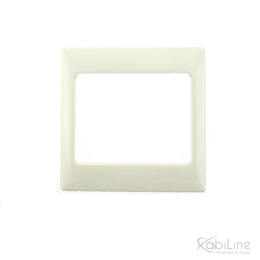 Ramka do włącznika SaveKey plastikowa biała