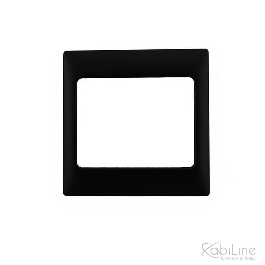 Ramka do włącznika SaveKey plastikowa czarna