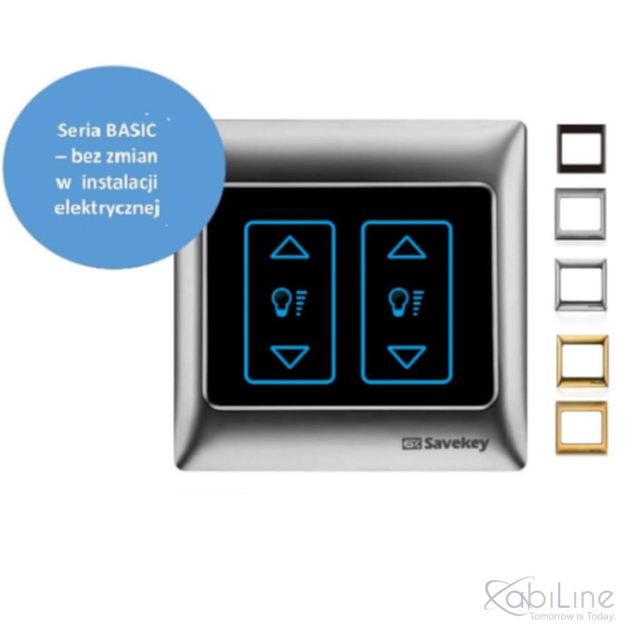Ściemniacz dotykowy SaveKey BASIC TS-D2