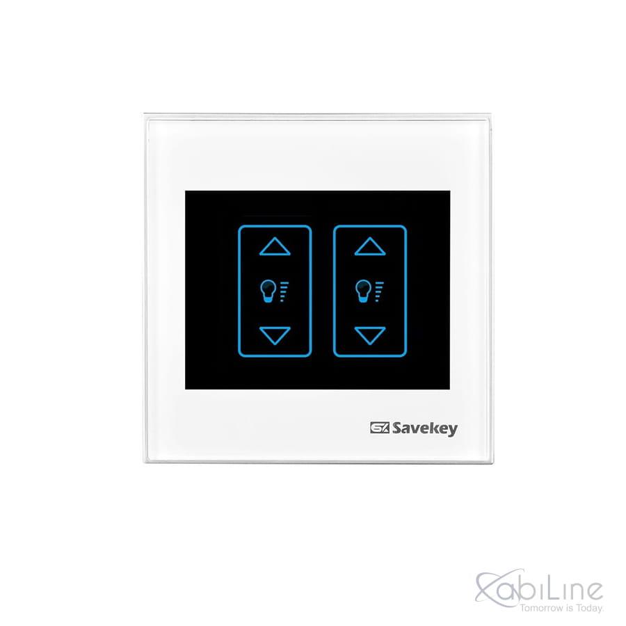 Ściemniacz dotykowy SaveKey ADVANCED GLASS  CN-D2